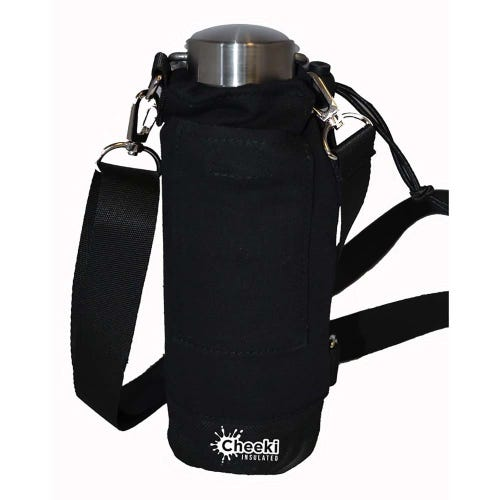 Cheeki Insulated Pouch - Small Black