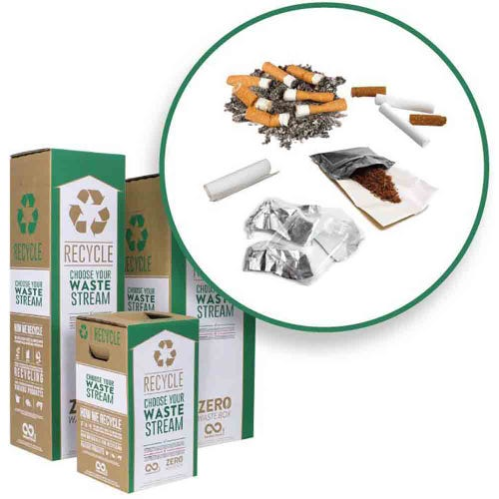 Terracycle Cigarette Zero Waste Box