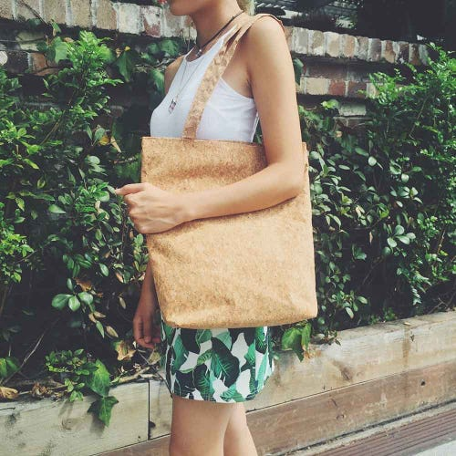 By The Sea Collection Cork Classic Tote Bag