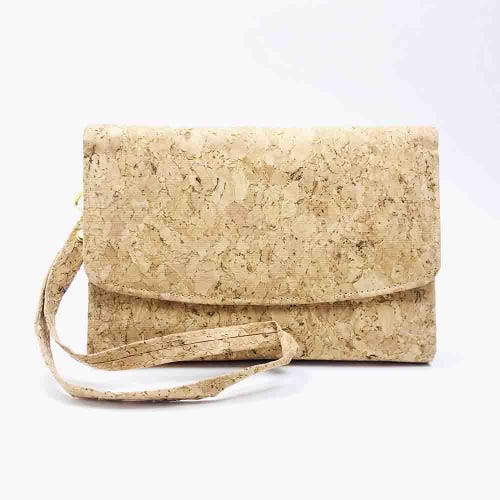By The Sea Collection Cork Classic Emily Wallet