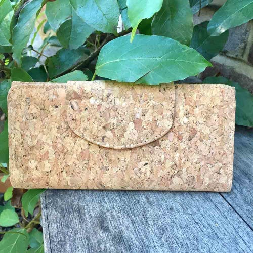 By The Sea Collection Cork Classic Fara Wallet