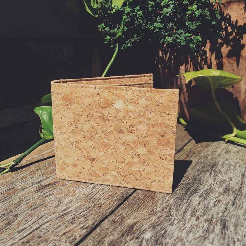 By The Sea Collection Cork Men's Classic Wallet