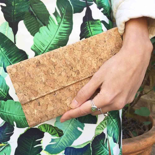 By The Sea Collection Cork Classic Lara Wallet