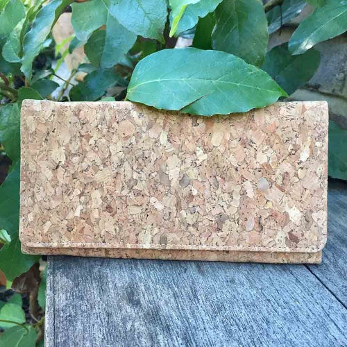 By The Sea Collection Cork Classic Lola Wallet