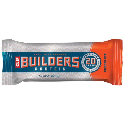 CLIF Builders Protein Bar Chocolate (68g)