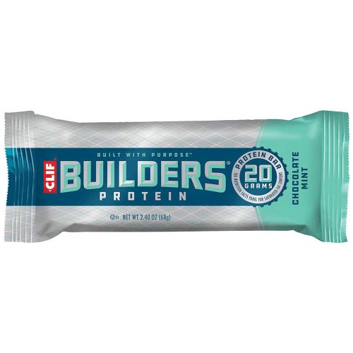 CLIF Builders Protein Bar Chocolate Mint (68g)