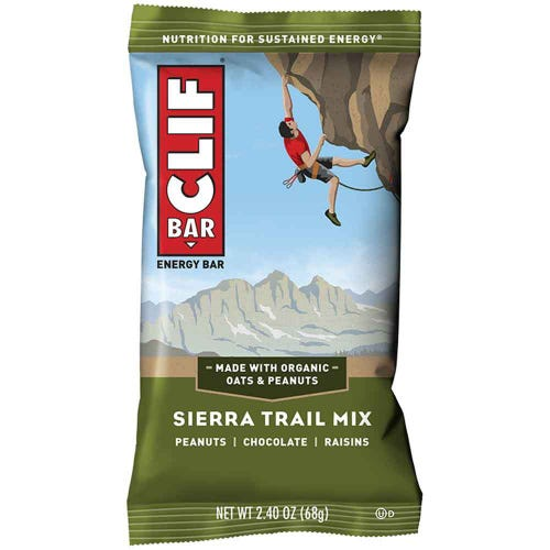 CLIF Bar Sierra Trail Mix Energy Bar(68g)