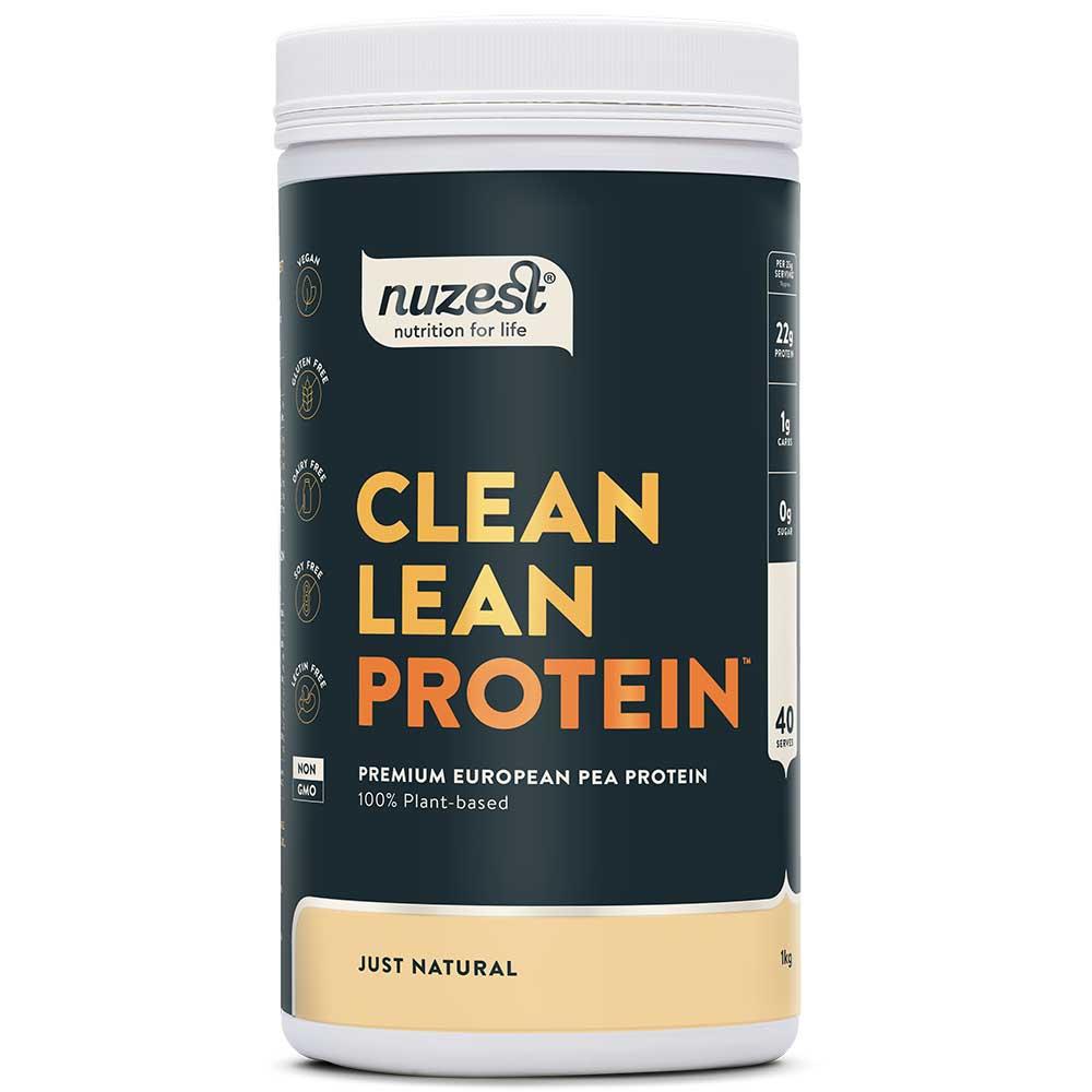 Nuzest Clean Lean Protein - Just Natural (1kg)