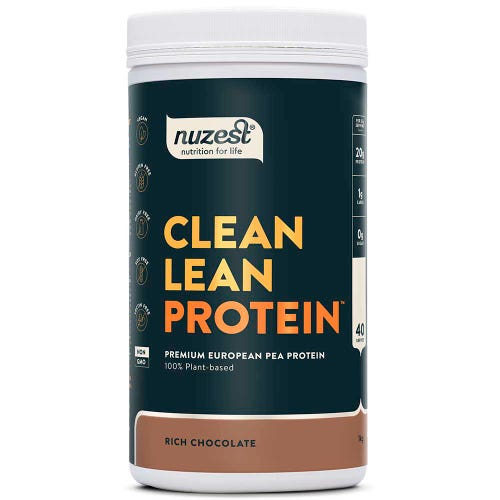 Nuzest Clean Lean Protein - Rich Chocolate (1kg)