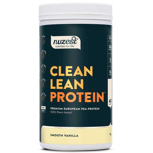 Nuzest Clean Lean Protein - Smooth Vanilla (1kg)