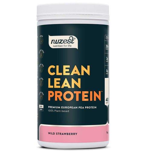 Nuzest Clean Lean Protein - Wild Strawberry (1kg)