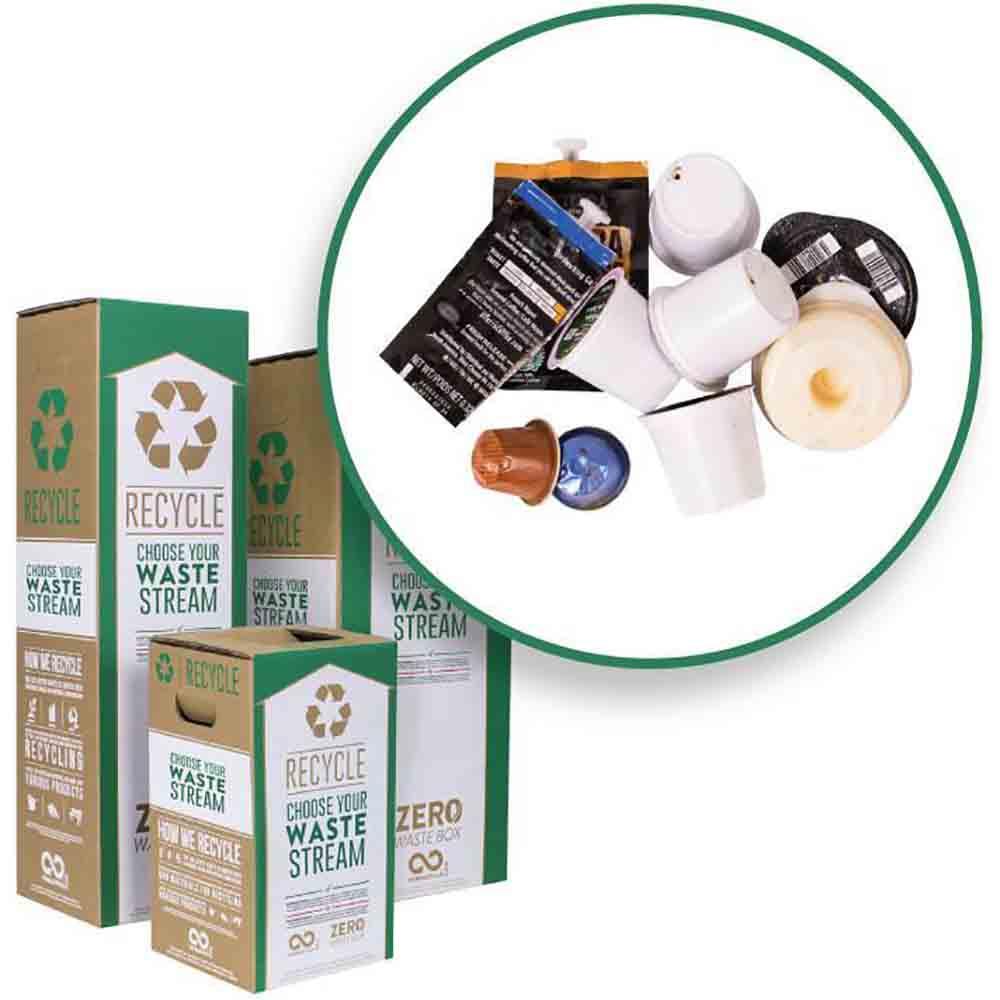 Terracycle Coffee Capsule Zero Waste Box