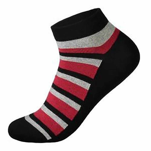 Conscious Step Men's Ankle Socks - Fight Poverty