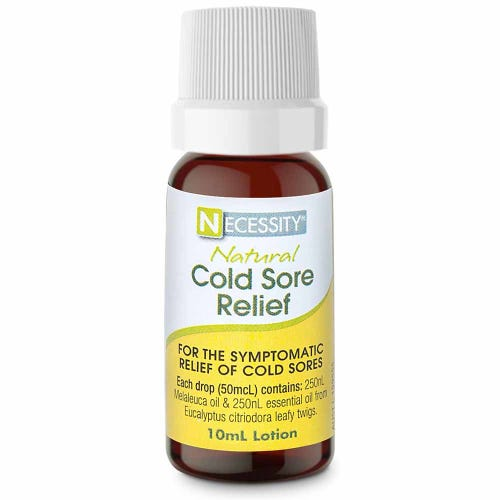 Necessity Cold Sore Relief (10ml)