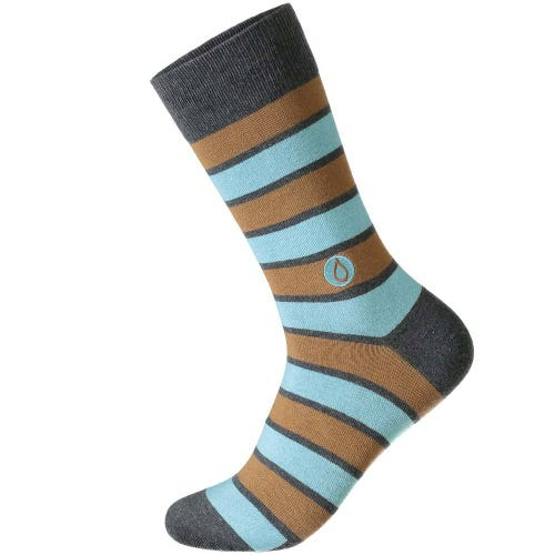 Conscious Step Men's Socks - Give Water