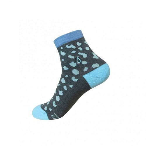 Conscious Step Women's Socks - Give Water