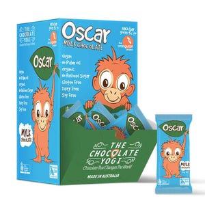 The Chocolate Yogi Oscar Mylk Bar - Box
