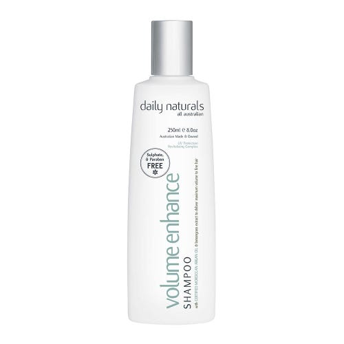 Daily Naturals Volume Enhance Shampoo (250ml)