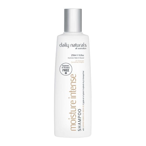 Daily Naturals Moisture Intense Shampoo (250ml)