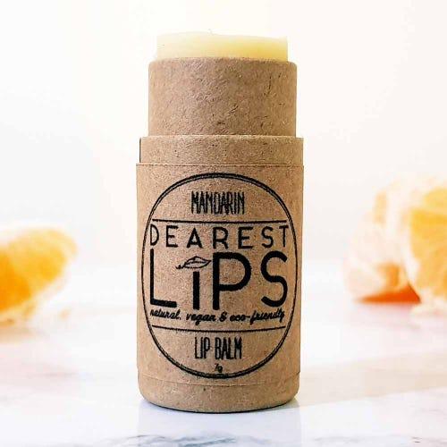 Dearest Lips Lip Balm - Mandarin (7g)