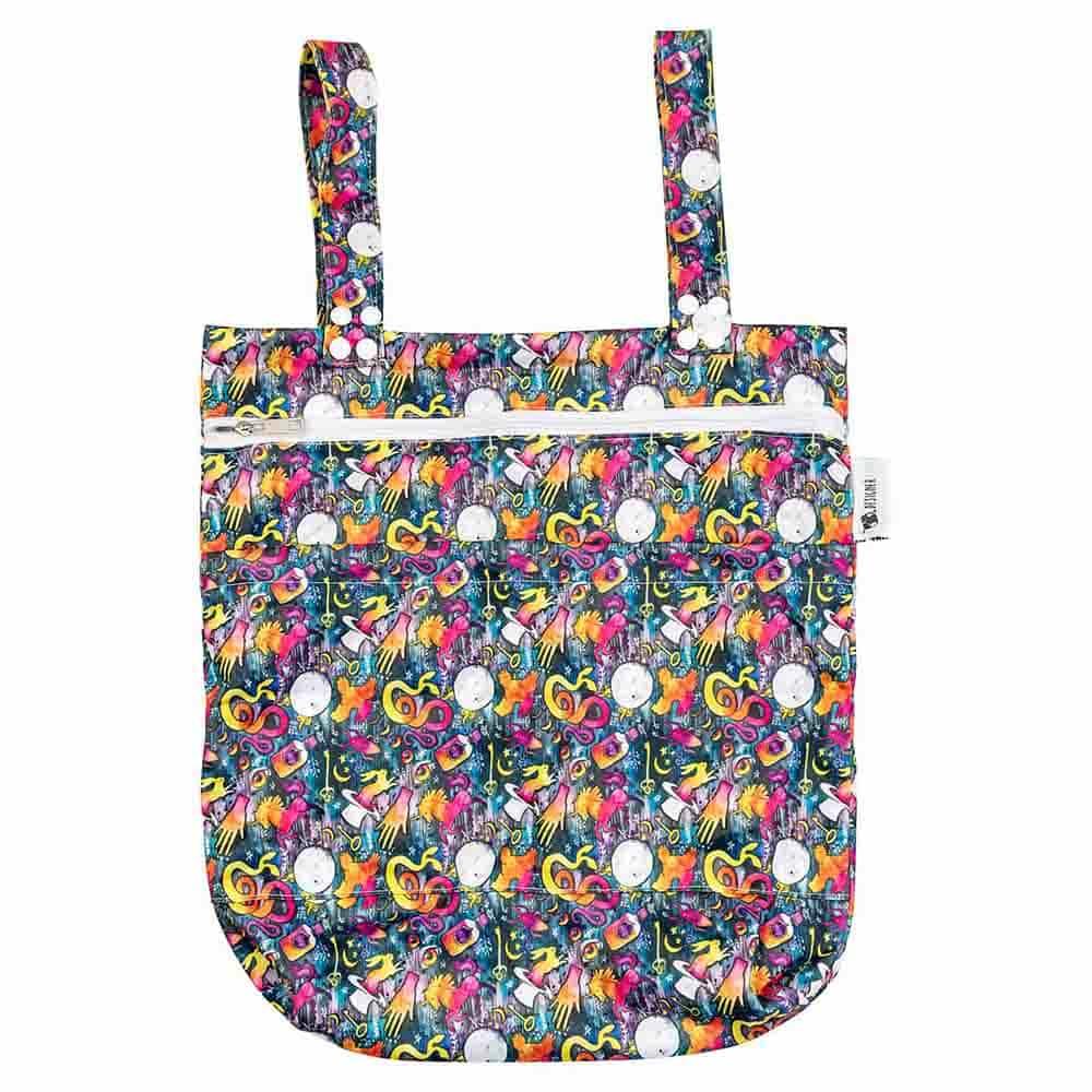 Designer Bums Wet Bag - Abracadabra