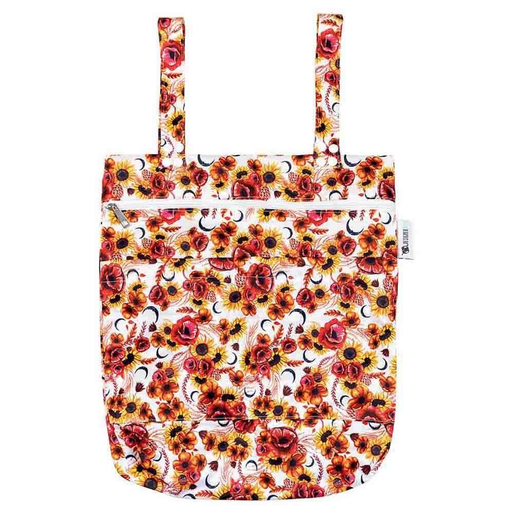 Designer Bums Wet Bag - Autumn Harvest