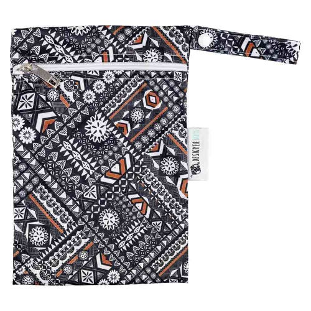 Designer Bums Mini Wet Bag - Bula Babe