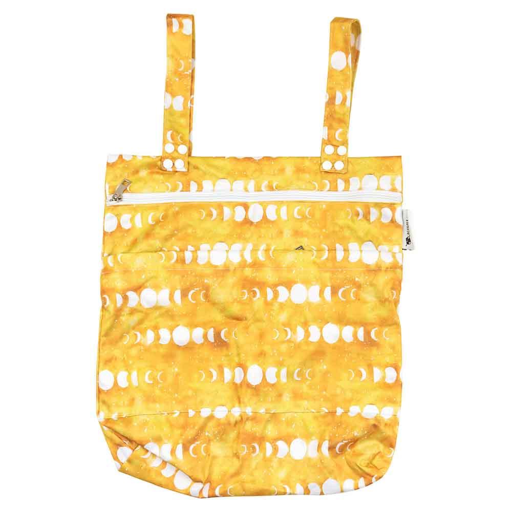 Designer Bums Wet Bag - Citrine Moon