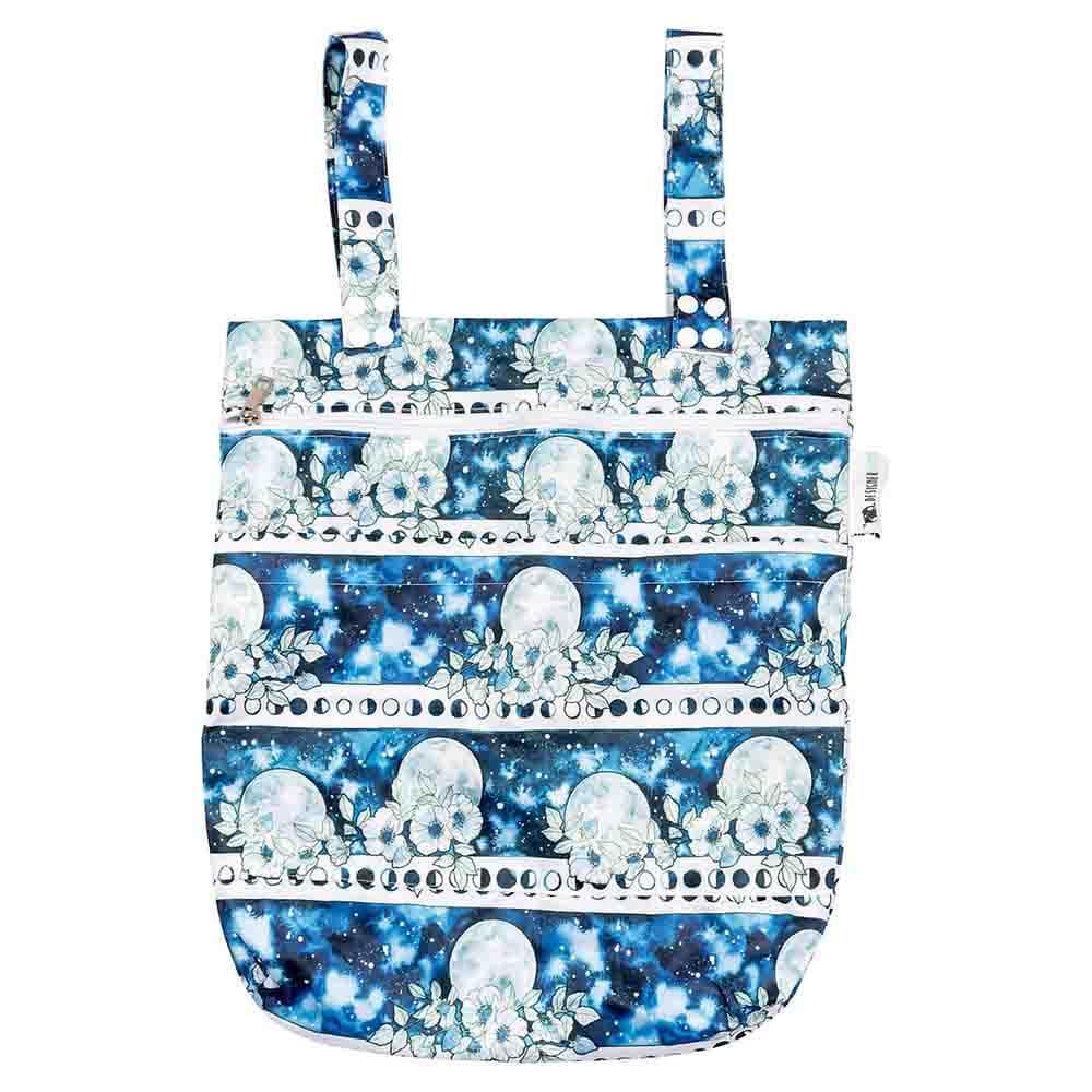 Designer Bums Wet Bag - Flower Moon