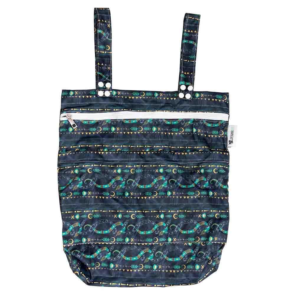 Designer Bums Wet Bag - Sacred Snake