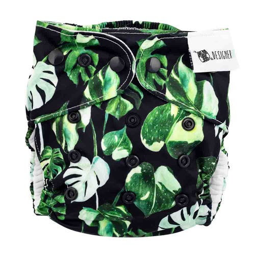 Designer Bums Reusable Nappy - Thai Constellation Night
