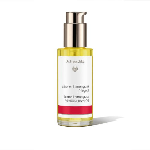 Dr Hauschka Lemon Lemongrass Body Oil (75ml)