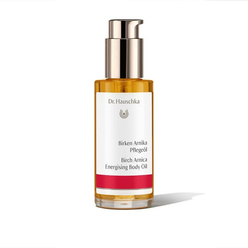 Dr Hauschka Birch Arnica Energising Body Oil (75ml)