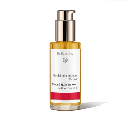 Dr Hauschka Almond St. Johns Wort Body Oil (75ml)