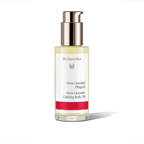 Dr Hauschka Moor Lavender Body Oil (75ml)