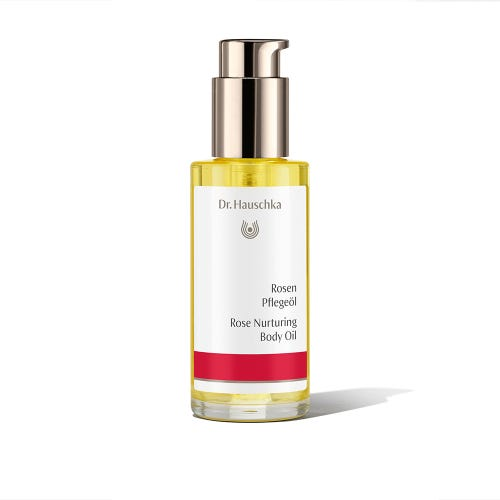 Dr Hauschka Rose Nurturing Body Oil (75ml)