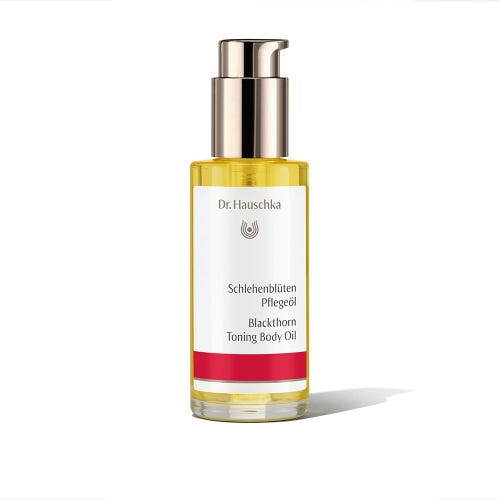 Dr Hauschka Blackthorn Toning Body Oil (75ml)
