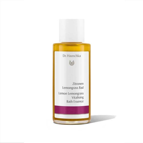 Dr Hauschka Lemon Lemongrass Bath Essence (100ml)