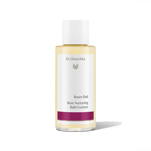 Dr Hauschka Rose Nurturing Bath Essence (100ml)