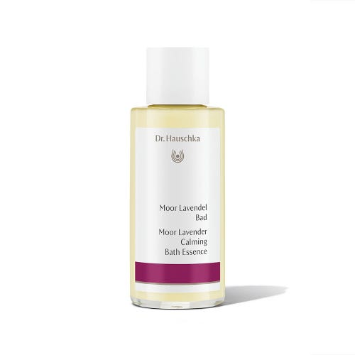 Dr Hauschka Moor Lavender Bath Essence (100ml)