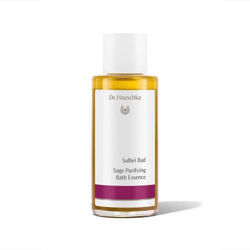 Dr Hauschka Sage Purifying Bath Essence (100ml)