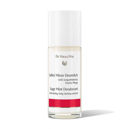 Dr Hauschka Sage Mint Deodorant Roll-On (50ml)