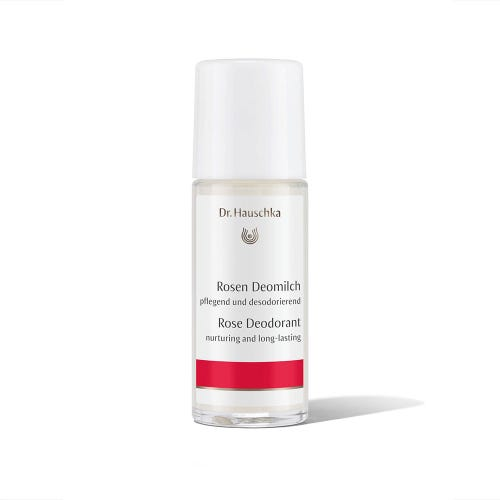 Dr Hauschka Rose Deodorant Roll-On (50ml)