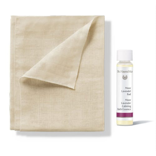 Dr Hauschka Organic Cotton Compress (80x80cm)
