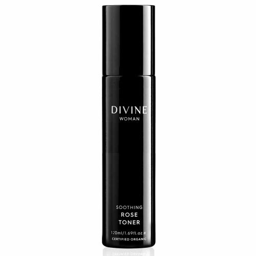 Divine Woman Soothing Rose Toner (120ml)