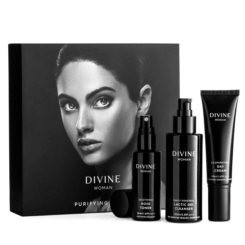 Divine Woman Purifying Series - Oily to Combination Skin