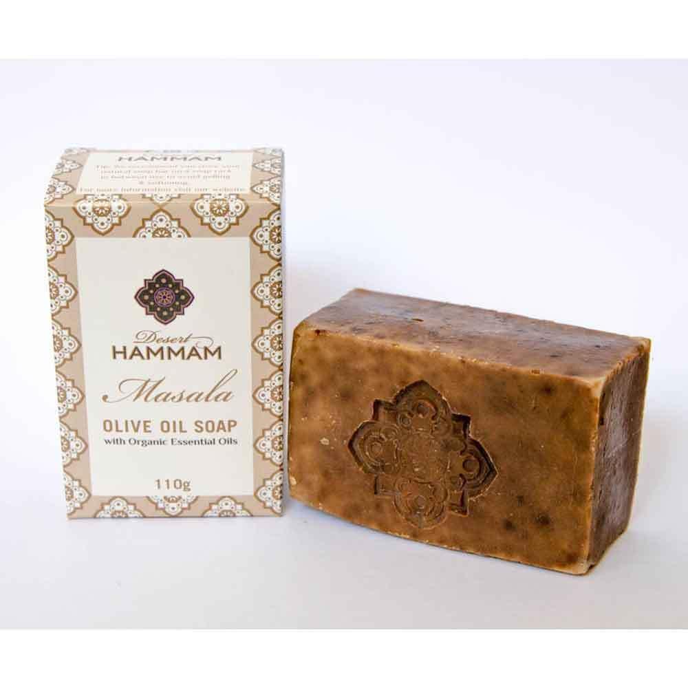 Desert Shadow Soap - Masala Olive (110g)