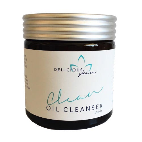 Delicious Skin Clean Oil Cleanser (100ml)