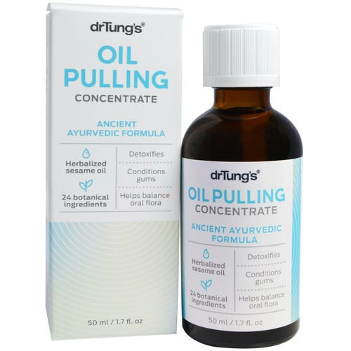 Dr Tung's Oil Pulling Concentrate (50ml)