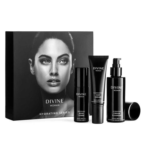 Divine Woman Hydrating Series - Normal to Dry Skin